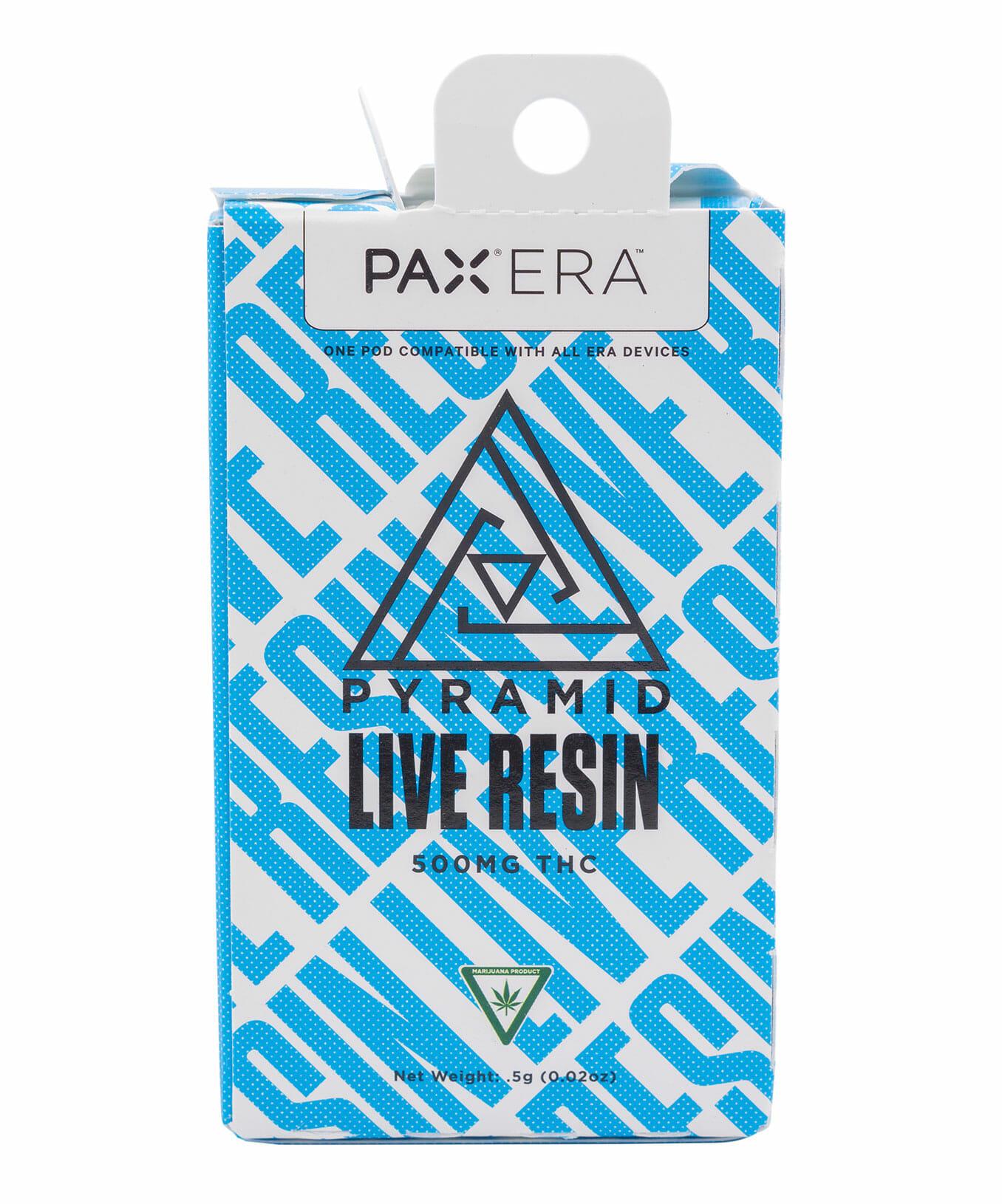 Pyramid Pax Era Pod Live Resin