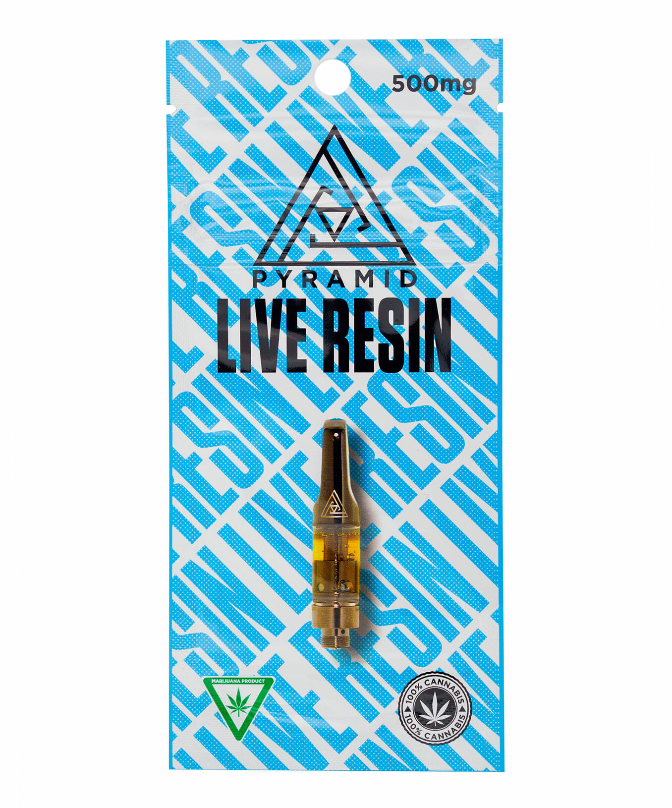 Pyramid Live Resin cartridges